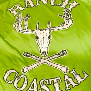 Lime Green LS Jolly Roger Buck