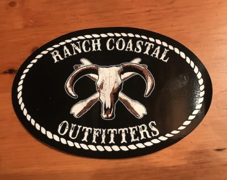 ranch coastal decal